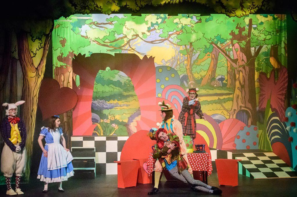 Bring A Trailer >> Immersion Theatre   Alice in Wonderland 2017